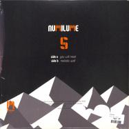 Back View : Numilume - 5 - Numilume Music / NUM005