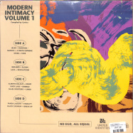 Back View : Carista presents - MODERN INTIMACY VOLUME 1 (2LP) - United Identities / UIVA001