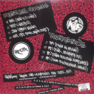 Back View : Luna-C & Lowercase - MUSIC BY NUMBERS / PROGRESSIONS EP (2X12 INCH) - Kniteforce Records / KF124