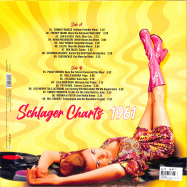 Back View : Various - SCHLAGER CHARTS: 1961 (LP) - Zyx Music / ZYX 55925-1