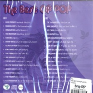 THE BEST OF POP (2XCD)