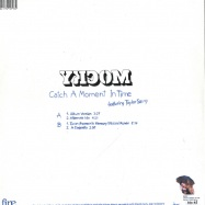 Back View : Mocky - CATCH A MOMENT IN TIME - Fine Rec / FOR10796000