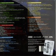 Back View : Various Artists - A STATE OF TRANCE 500 (5XCD) - Armada / arma288