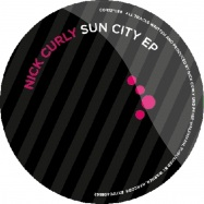 Back View : Nick Curly - SUN CITY - Cocoon / Cor12089