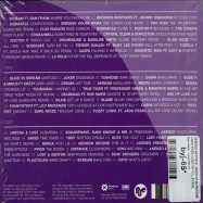 Back View : Various Arttists , mixed by DJ Hatcha - 100% PURE DUBSTEP VOL.2 (3CD) - New State / newcd9104