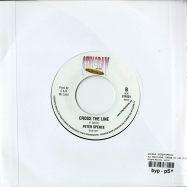 ALL NIGHTLONG / CROSS THE LINE (7 INCH)
