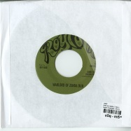 Back View : I Roy - FIRE IN A WIRE (7 INCH) - Deeper Knowledga / dkr111