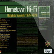 Back View : King Tubby - HOMETOWN HI-FI: DUBPLATE SPECIALS 1975-79 (LP) - Jamaican Recordings / jrlp051 / 979691