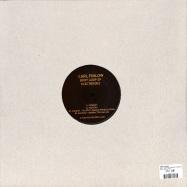 Back View : Carl Finlow - BOOT LOOP EP (VOLSOC / RADIOACTIVE MAN RMXS) - Electrix / Electrix 002R