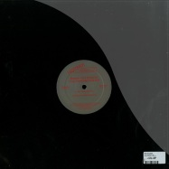 Back View : Brad Peterson - THE PERIMETER EP - Hotmix Records / HM-012