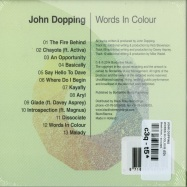 WORDS IN COLOUR (CD)