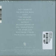 Back View : Darwin Deez - DOUBLE DOWN (CD) - Lucky Number / lucky084cd