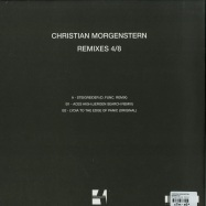 Back View : Christian Morgenstern - REMIXES 4/8 - Konsequent Records / KSQ 042
