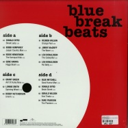 Back View : Various Artists - BLUE BREAK BEATS VOL. 2 (COLOURED 2X12 LP + MP3) - Blue Note / 5370937