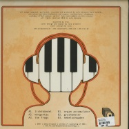 Back View : Sula Bassana - ORGAN ACCUMULATOR (LP) - Deep Distance / DD37