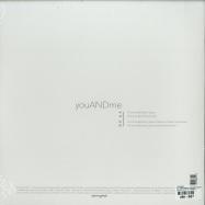 Back View : youANDme - ALL COMES BACK EP (QUARION, WASHERMAN RMX) - Drumpoet Community / DPC066-1