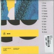 Back View : Bicep - BICEP (CD) - Ninja Tune / ZENCD244