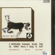 Back View : Wheelman/ Hanky - SPLIT SINGLE - Studio Barnhus / Barn054