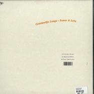 Back View : Constantijn Lange - POWER & LOVE, EP - Laut & Luise / lul012