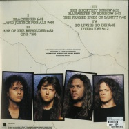 Back View : Metallica - ...AND JUSTICE FOR ALL (2X12 LP + MP3) - Blackened Recordings / BLCKND007 / 4724315
