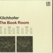 Back View : Kilchhofer - THE BOOK ROOM (2LP, 180GR) - Marionette / Marionette07