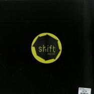 Back View : Reggie Dokes - MY SOUL REACHES UP EP (ARTTU RMX) - Shift Imprint / SHFIMPR003