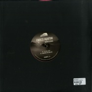 Back View : Enrico Mantini - MILESTONES PT. 2 (PINK VINYL) - Down Da Mountains / DDMNT01-FX2