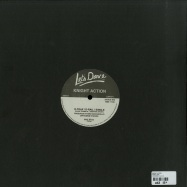 Back View : Knight Action - SINGLE GIRL - LETS DANCE / LDR-071