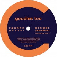 Back View : Various Artists - GOODIES TOO (COLOURED VINYL) - Cabinet Records / Cab54