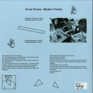 Back View : Ernst Thoma - MODERN TRACKS - Orbeatize / ORB 13