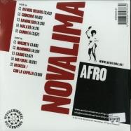 Back View : Novalima - AFRO (PINK LP) - Wonderwheel / WWNOVA01