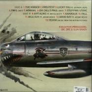 Back View : Eminem - KAMIKAZE (OLIVE GREEN LP) - Interscope / 7709492