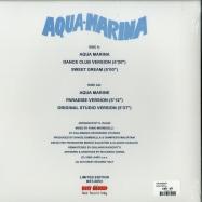 Back View : The Countach - AQUA MARINA - Best Italy / BST-X053
