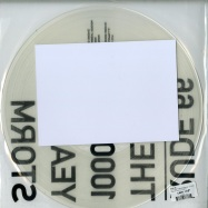 Back View : Rude 66 - THE 1000 YEAR STORM EP (CLEAR VINYL) - Speedster Records / T1000YS