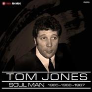 Back View : Tom Jones - SOUL MAN (BBC SESSIONS 1965-1967) (LP) - 1960s Records / 00135094