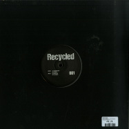 Back View : Recycled - RECYCLED 001 (140 G VINYL) - Recycled / RCLD 001