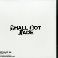 Back View : Nicholas - A MESSAGE FROM THE EAST EP - Shall Not Fade / SNF037