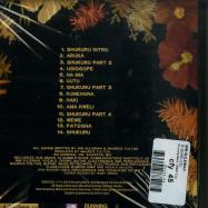 Back View : Mim Suleiman - SI BURE (CD) - Running Back / RBBTCD2