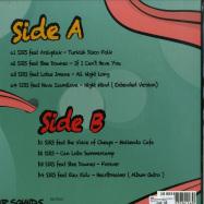 Back View : SIRS - BANANA HARD & DISCO KISSES (LP) - Sirsounds Records / SIRLP001