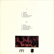 Back View : Karger Traum - III (LP) - Fixed Rhythms / DKA Records / FRS008