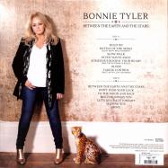 Back View : Bonnie Tyler - BETWEEN THE EARTH AND THE STARS (LTD BLUE 180G LP) - Earmusic / 0215189EMU