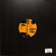 Back View : Jeroen Search & Gotshell - NOTIFICATION EP - Be As One / BAO076