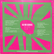Back View : Various Artists - MR BONGO RECORD CLUB VOLUME FOUR (LTD PINK 2LP) - Mr Bongo / MRBLP217P