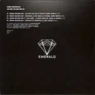 Back View : Remco Beekwilder - CULTURE VULTURE REMIX EP - Emerald / EMERALD010