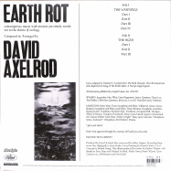 Back View : David Axelrod - EARTH ROT (LP) - Now Again / NA5186LP