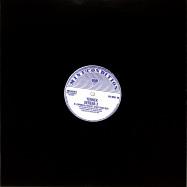 Back View : Yennek (aka Kenny Larkin) - SERENA X (INCL CARL CRAIG INNERZONE MIX) (CLEAR VINYL) - Mint Condition / MC021CLEAR