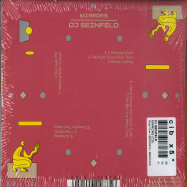 Back View : DJ Seinfeld - MIRRORS (CD) - Ninja Tune / ZENCD274