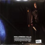 Back View : John Carpenter / Cody Carpenter / Daniel Davies - HALLOWEEN KILLS O.S.T. (LTD ORANGE & WHITE LP) - Sacred Bones / SBR263C10 / 00148371