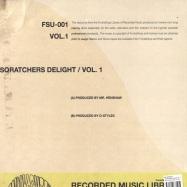 SQRATCHERS DELIGHT VO. 1