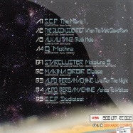 Back View : Various Artists - SYNTHSTATION (LP) Colored Vinyl - Radio Cosmos / RC002